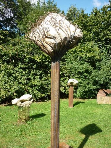 Skulpturen P P Medzech 02