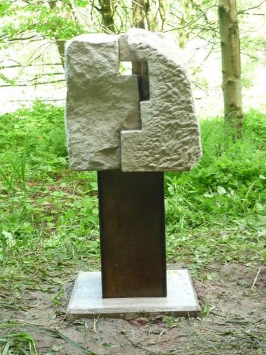 Skulpturen P P Medzech 19
