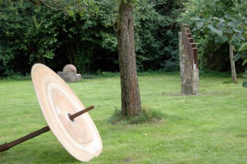Skulpturen P P Medzech 21